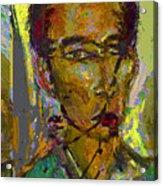 Sp 071308 Acrylic Print