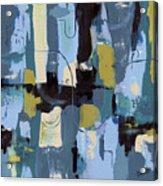 Spa Abstract 2 Acrylic Print by Debbie DeWitt