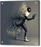Space Cadet Acrylic Print