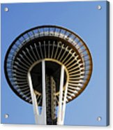 Space Needle Acrylic Print