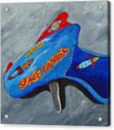 Space Patrol Acrylic Print