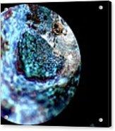 Space Shot Acrylic Print