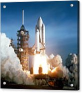 Space Shuttle Columbia - First Launch 1981 Acrylic Print