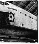 Space Shuttle Endeavour 2 Acrylic Print