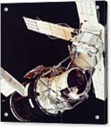 Space: Skylab 3, 1973 Acrylic Print