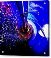 Space The Other Dimension Acrylic Print