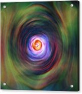 Space Time Sequence Acrylic Print