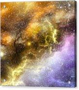 Space005 Acrylic Print