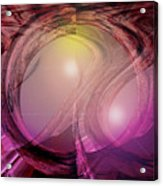 Spacebase Acrylic Print