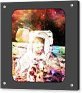 Spaceman Acrylic Print