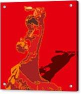 Spain Reed  Acrylic Print
