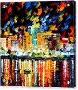 Spain San Antonio Acrylic Print