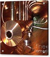 Spallation Neutron Source, Linac Acrylic Print