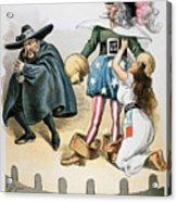 Spanish-american War, 1896 Acrylic Print