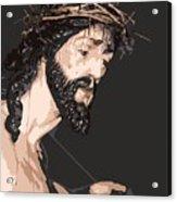Spanish Christ Acrylic Print