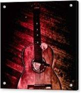 Spanish Guitar Acrylic Print