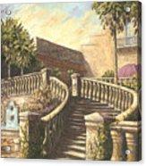 Spanish Springs Acrylic Print
