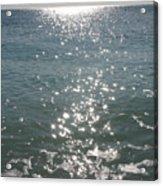 Sparkles Acrylic Print