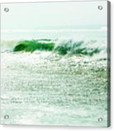 Sparkling Waves 2 Acrylic Print