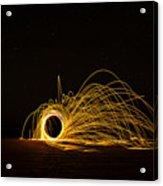 Sparks 2 Acrylic Print