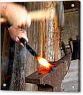 Sparks A Flyin' Acrylic Print