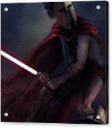 Spartan Jedi Acrylic Print
