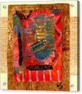 Speak 2 Me Acrylic Print