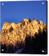 Spearfish Canyon National Scenic Byway Acrylic Print