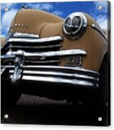 Special Deluxe Acrylic Print by The Stone Age