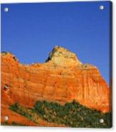 Spectacular Red Rocks - Sedona Az Acrylic Print