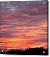 Spectacular Sky Acrylic Print