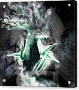 Spectral Invitation Acrylic Print