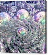 Spectral Universe Acrylic Print