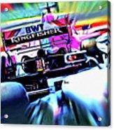 Speed Up Acrylic Print