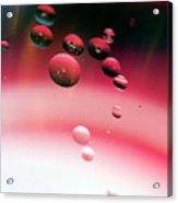 Spermazoa Acrylic Print