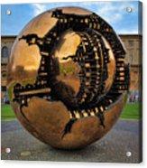 Sphere Within Sphere Acrylic Print