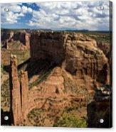 Spider Rock Canyon De Chelly Acrylic Print