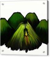Spider Volcano Progression 2 Acrylic Print