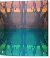 Spiegelungen Acrylic Print