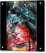 Spill 228 Acrylic Print