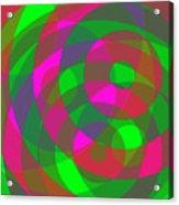 Spin 2 Acrylic Print