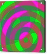 Spin 3 Acrylic Print
