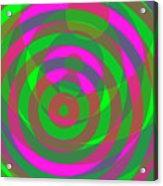 Spin 4 Acrylic Print