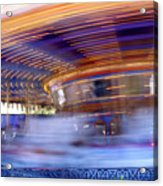 Spin Faster Acrylic Print