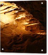 Spindles II - Cave Acrylic Print