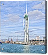 Spinnaker Tower Portsmouth Acrylic Print