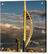 Spinnaker Tower Acrylic Print