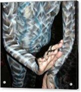 Spiral 8 Acrylic Print by Leigh Odom