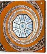 Spiral Acrylic Print by Brian Bonham
