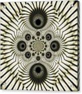 Spiral Eyes Acrylic Print